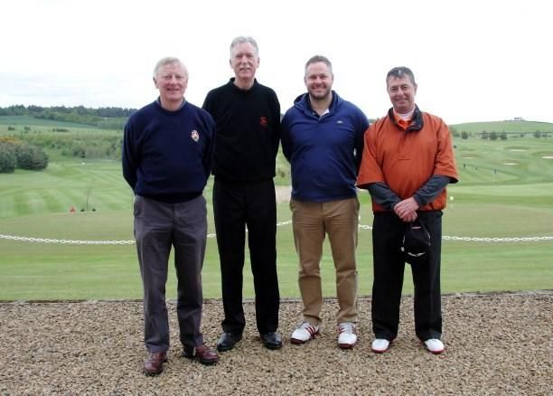 AM AM Golf Event - Teeing off in aid of Maggies Centre and local charitiies