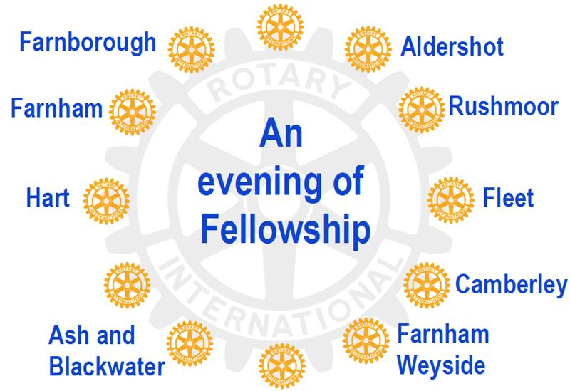 Rotary joint club meeting - www.fleetrotary.org.uk