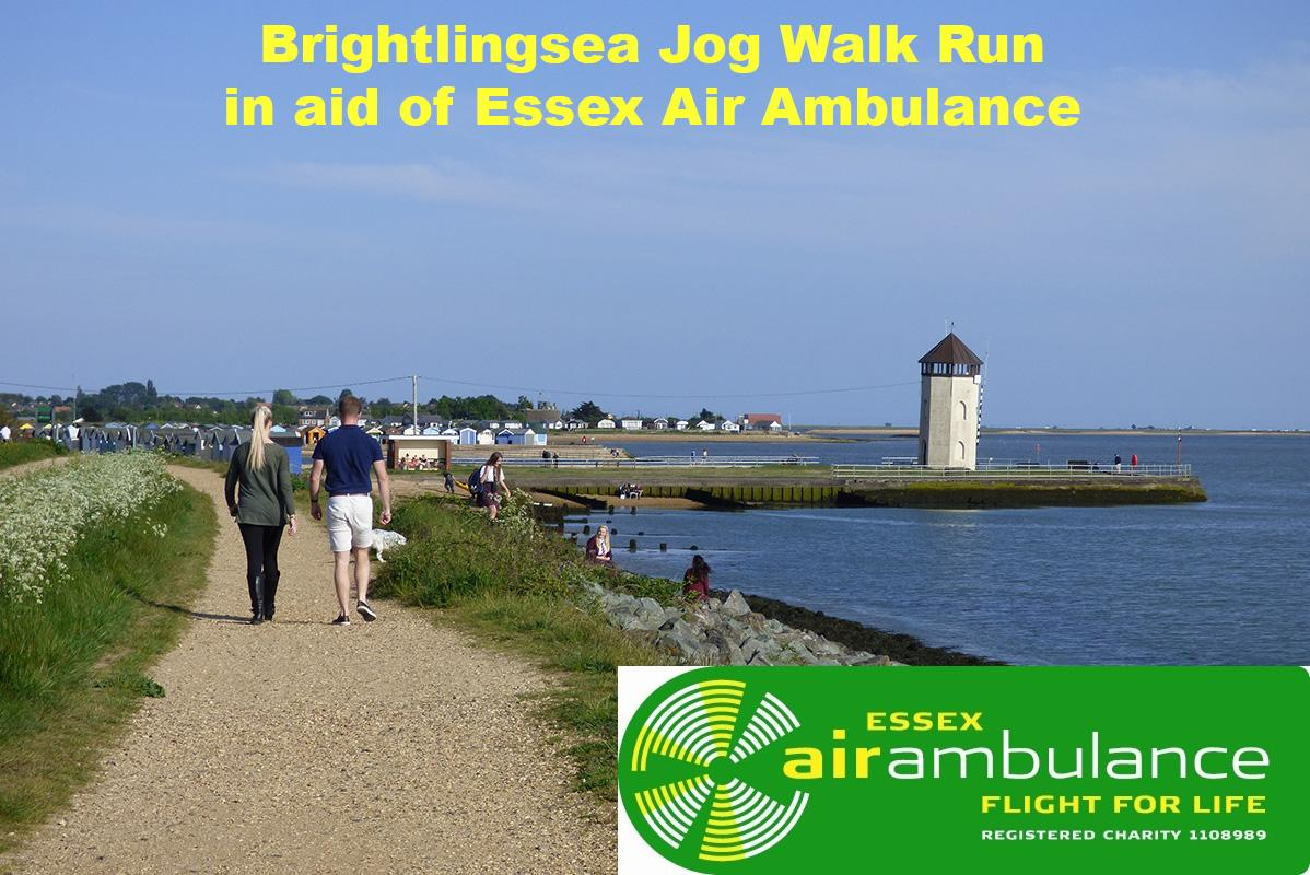 Brightlingsea Jog Walk Run