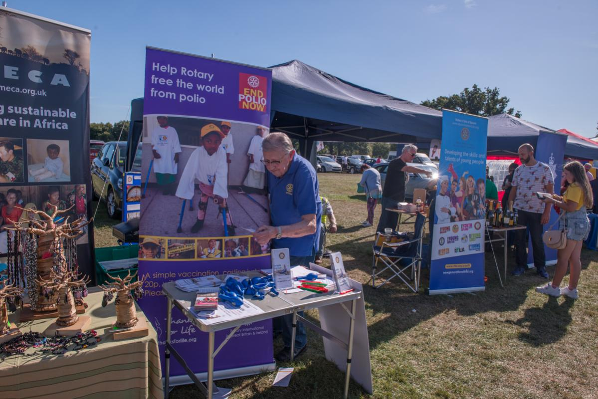 Epsom and Ewell Community Fayre -