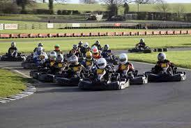 Rotary Becket's Annual Karting Day Report & Results - Karting at Whilton