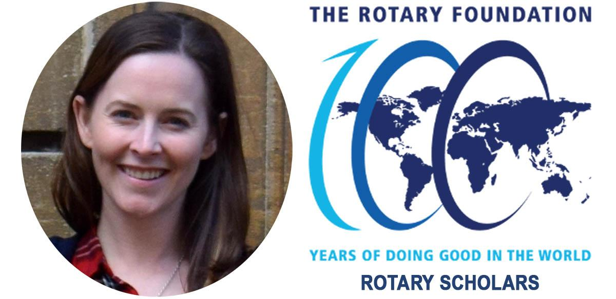 Meet our inspirational Rotary Scholars