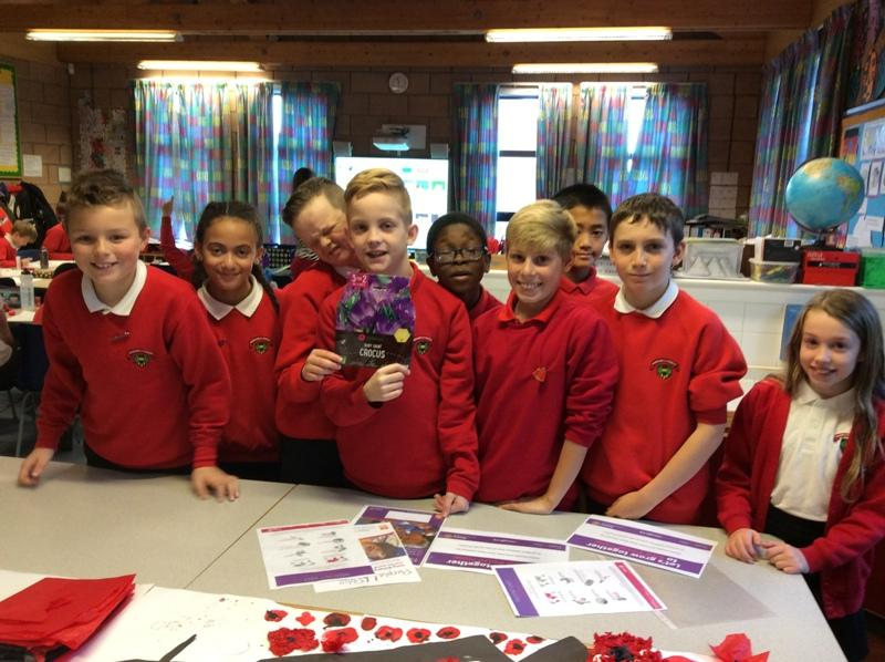 Planting at Kingswells -