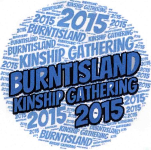Kinship Gathering Burntisland - Kinship Gathering Badge