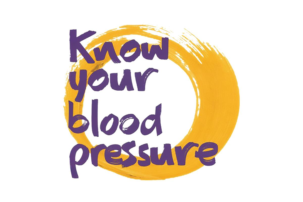 FREE blood pressure testing