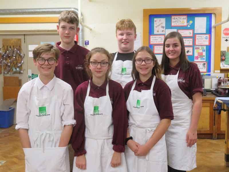 Young Chef Competition - 1st round -