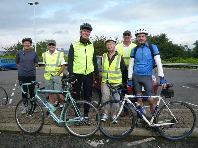 Fellowship Cycle to Carnoustie -