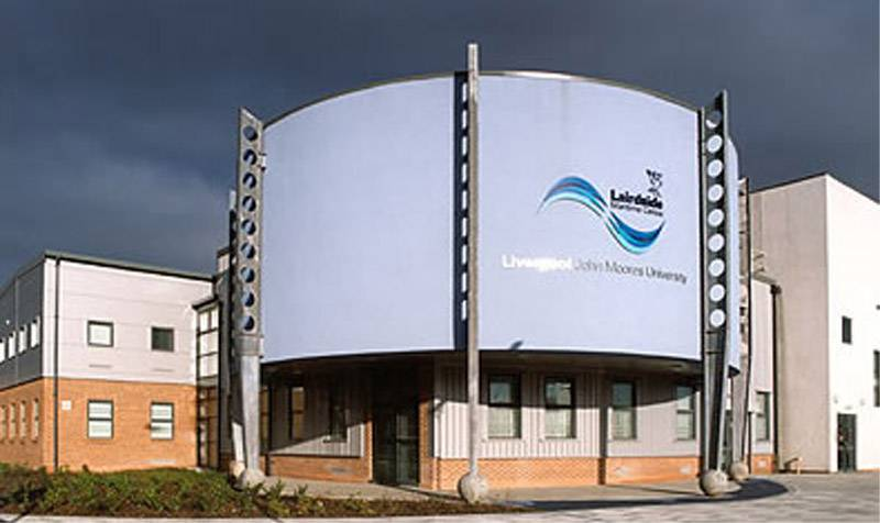 Visit to Lairdside Maritime Simulator - Lairdside Maritime Simulator, Birkenhead