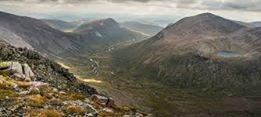 The Lairig Ghru. Beautiful but tough!