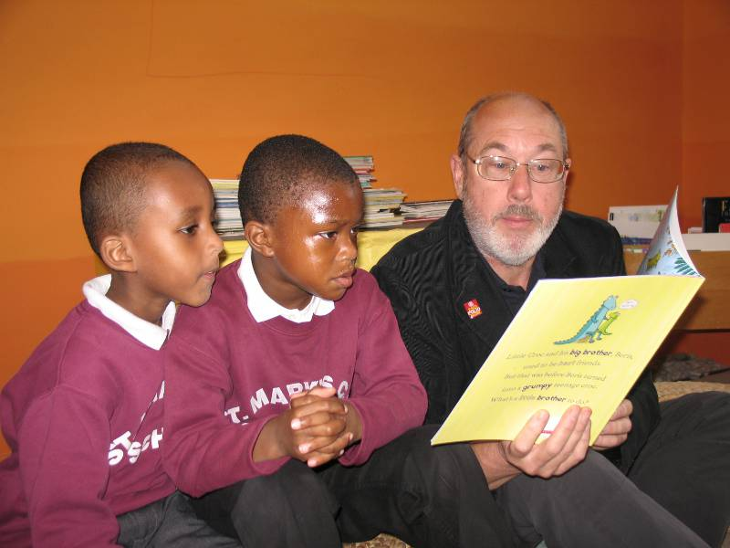 Fostering literacy and communication skills throughout the local community