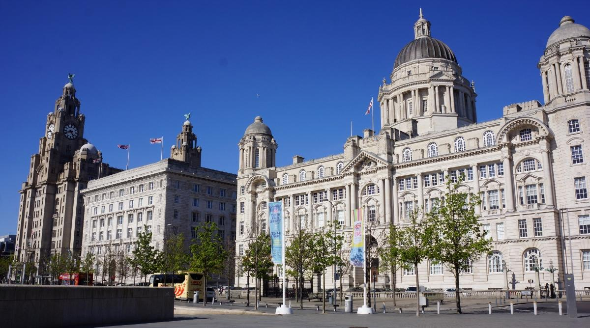 Liverpool - the destination for our annual Link Visit in May