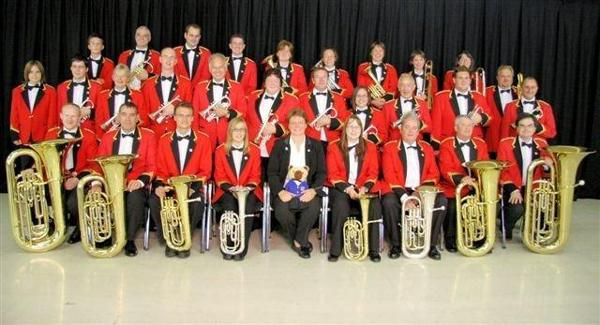 Long Eaton Silver Prize Band