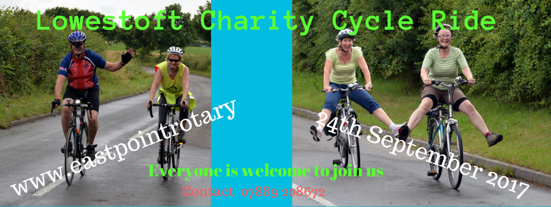 Ron Sampsom Charity Cycle Ride 24th September 2017 - Cycle Ride September 2017