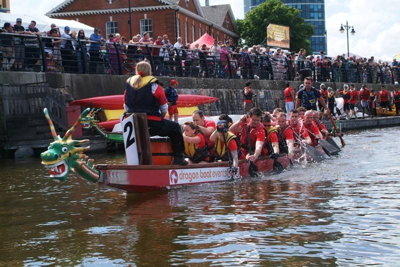 Dare you take the Dragon Boat Challenge ?