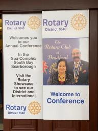 District 1040 Conference 2019 Images -
