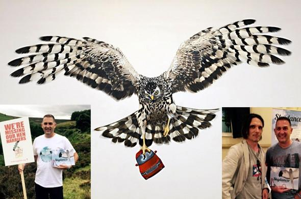 MARTIN BRADLEY 'The Birdman' Project in Schools -