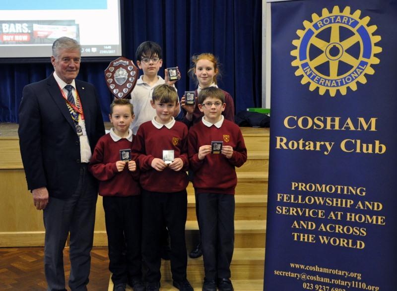 Maths Olympiad 2017 - Rotary Club of Cosham