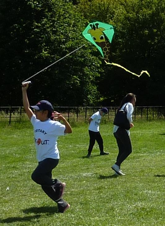 Jun 2019 Rotary Kids Out Fun Day @ Wimpole Home Farm -