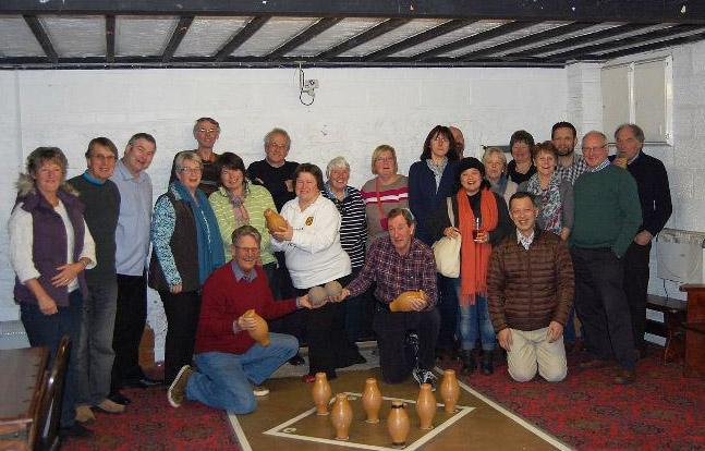 Skittled Out! - Newton Abbot Rotarians, Partners & Guests