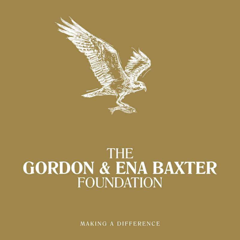 The Gordon and Ena Baxter Foundation is a legacy project of the late Gordon Baxter and his wife, Ena. The organisation supports charities and worthy community causes throughout the North East and the Highlands and Islands. The Foundation is chaired b