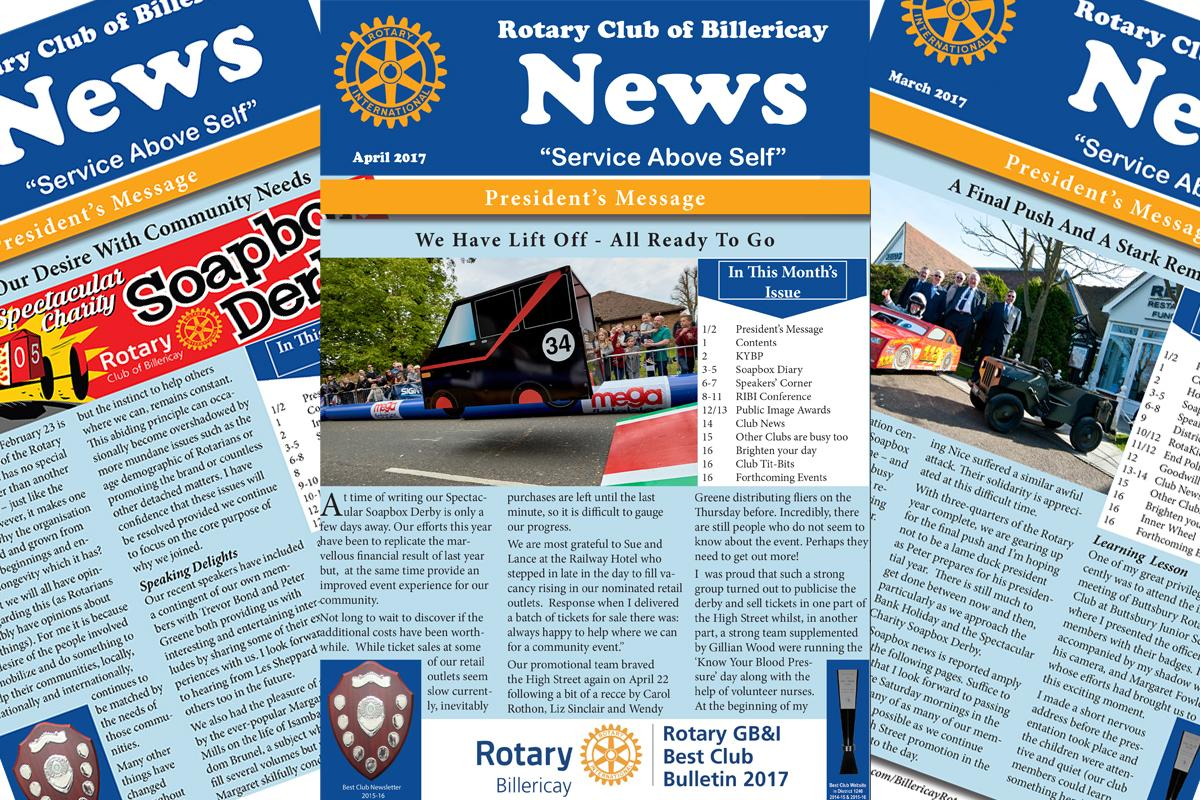 Published Newsletters
