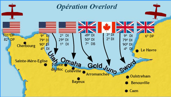 Operation Overlord' Tour - Rotary Club of Ossett