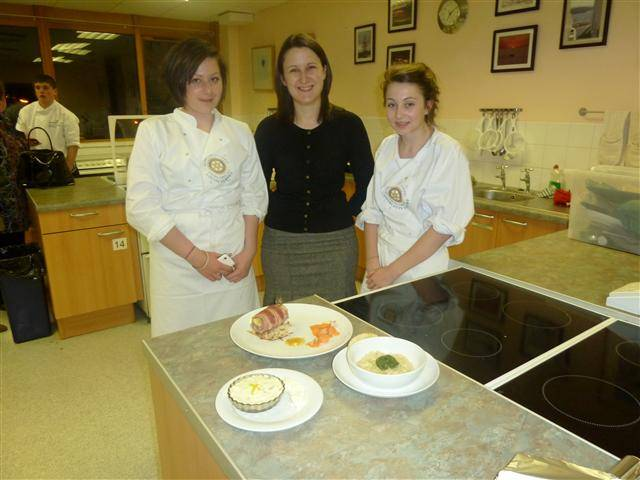 Dowdales team at Young Chef