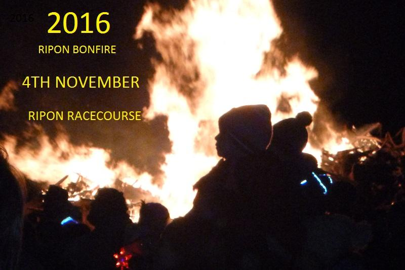 2016 Bonfire and Firework Display