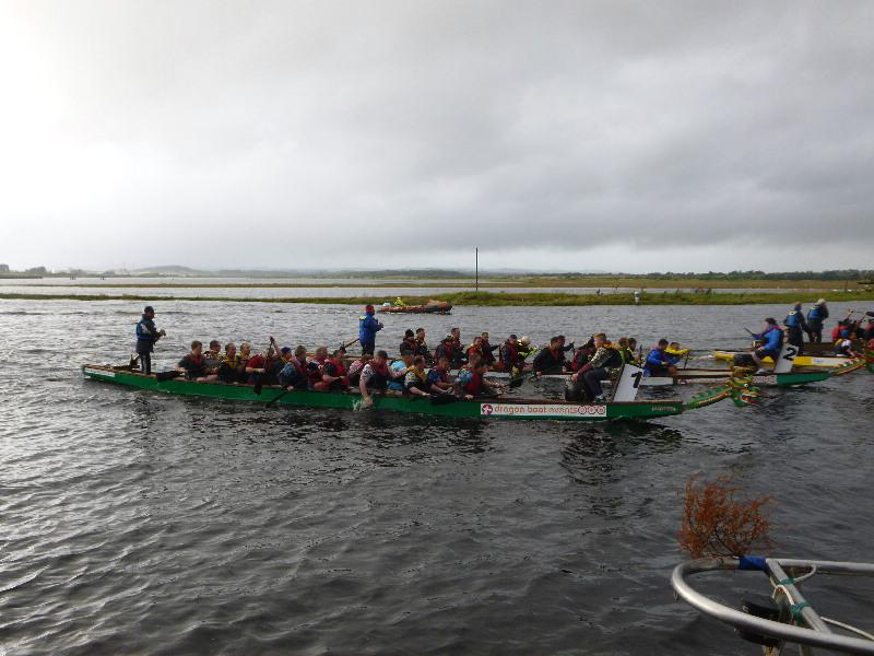 Dragon Boat Event - August 2014 -