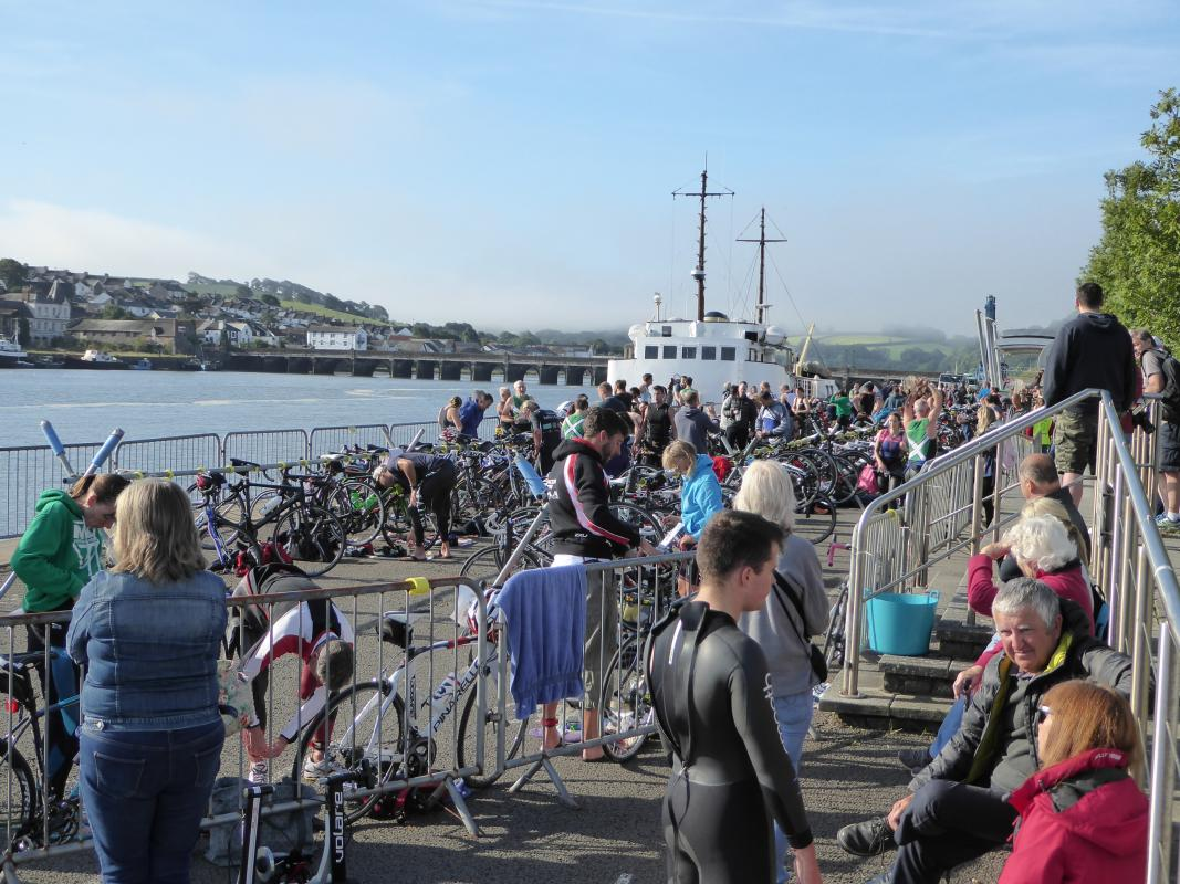Bideford Triathlon 2017 -