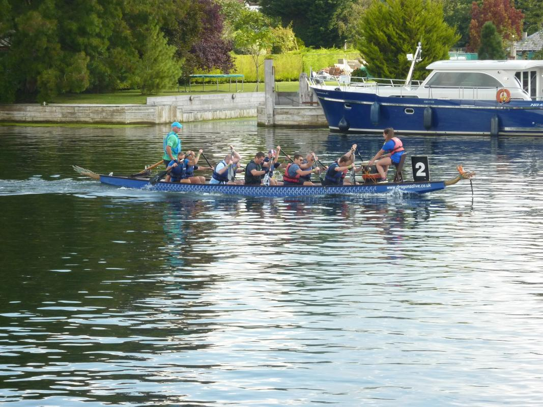 Cookham Regatta 2017 -