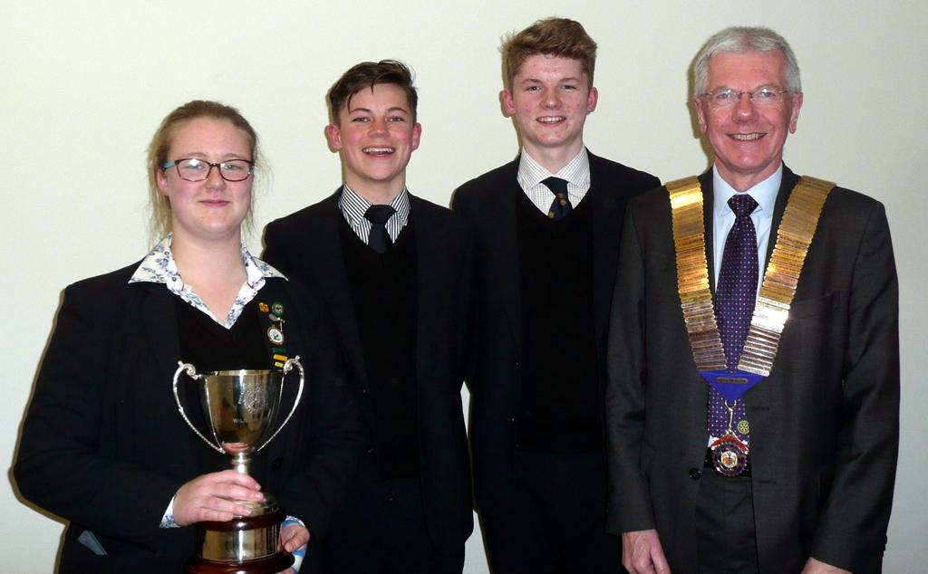 2017 Seniors Winners Royal Hospital School