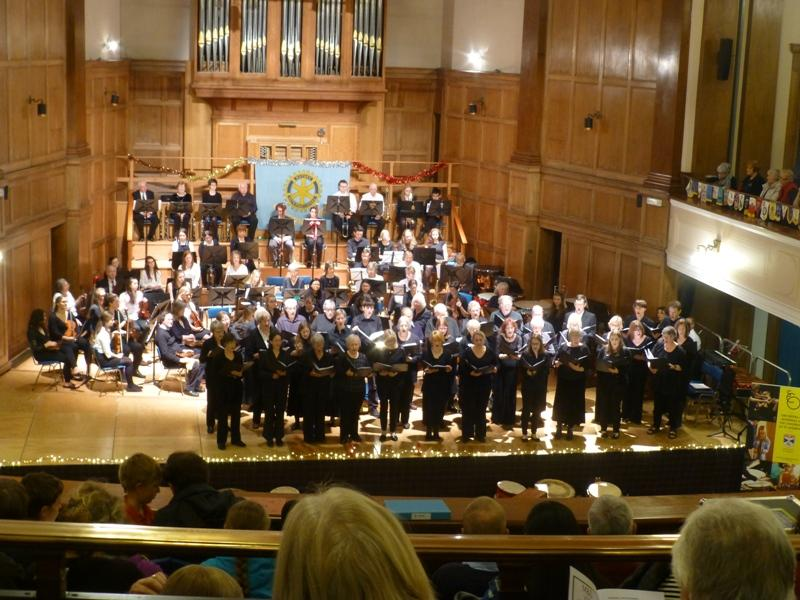 Charity Community Concert -