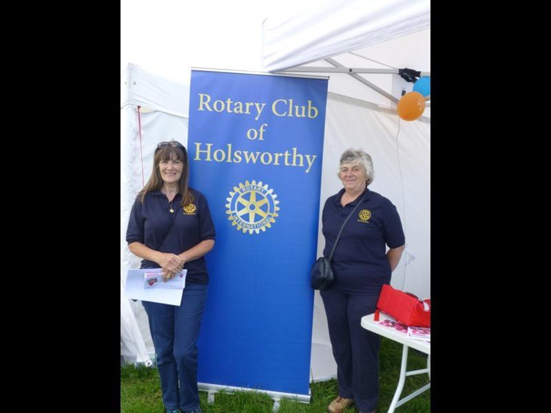Holsworthy show 2014 -