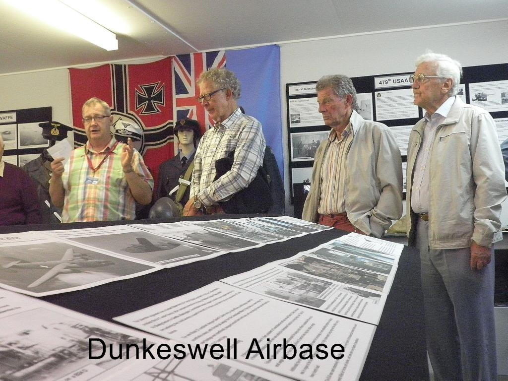 Visit to Dunkeswell Airfield Visitor Centre -