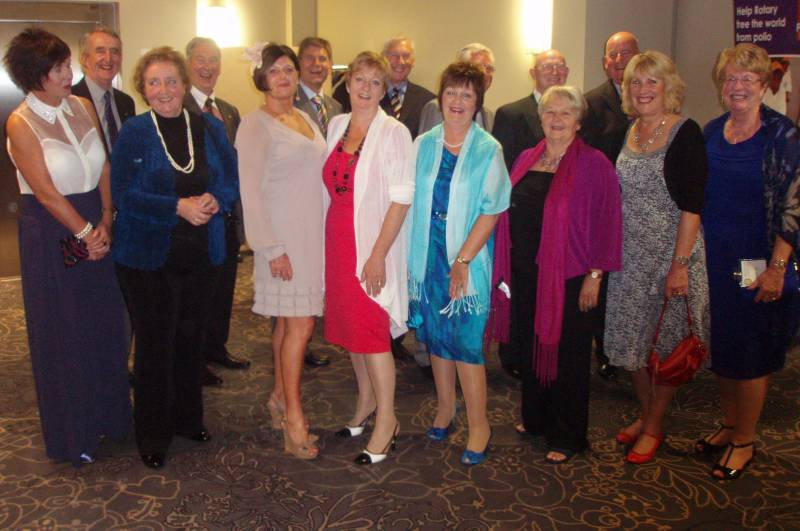 Rotary District Conference - Southport September 2012 -