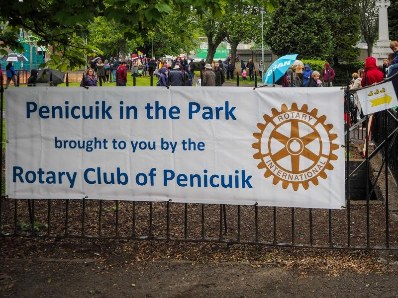 Penicuik in the Park on 25th May 2019 - Welcome to Penicuik in the Park
