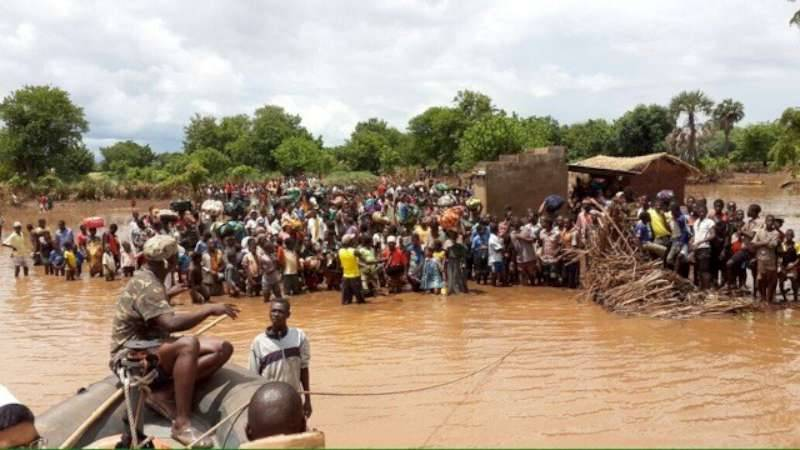 Message from Malawi - Rotarian Ruthie Markus is in Malawi and sends this report