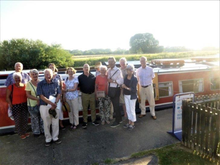 River Soar  Cruise - 2018 -