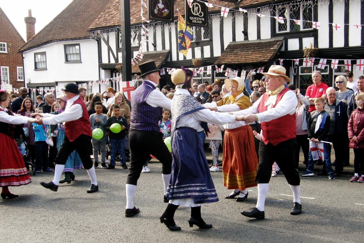 How to Celebrate Saint Georges Day
