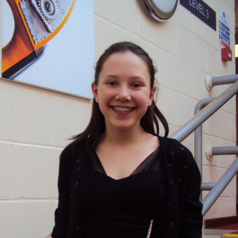 Poppy McGhee 