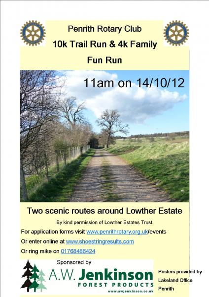 Trail Run 2012 -