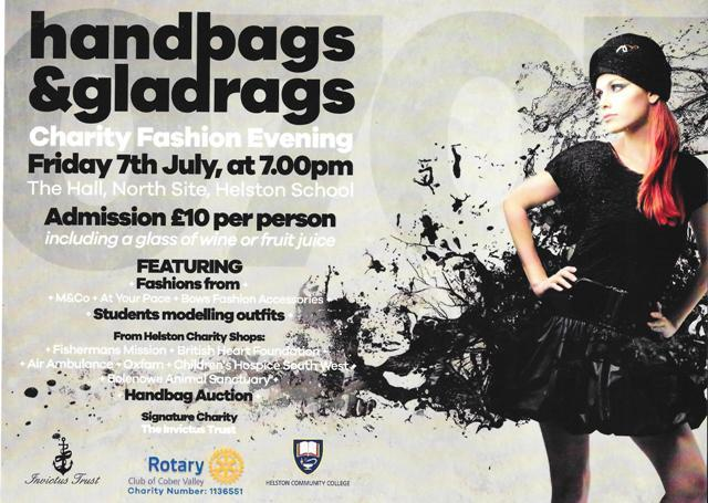 Fashion Show - Handbags and Glad Rags