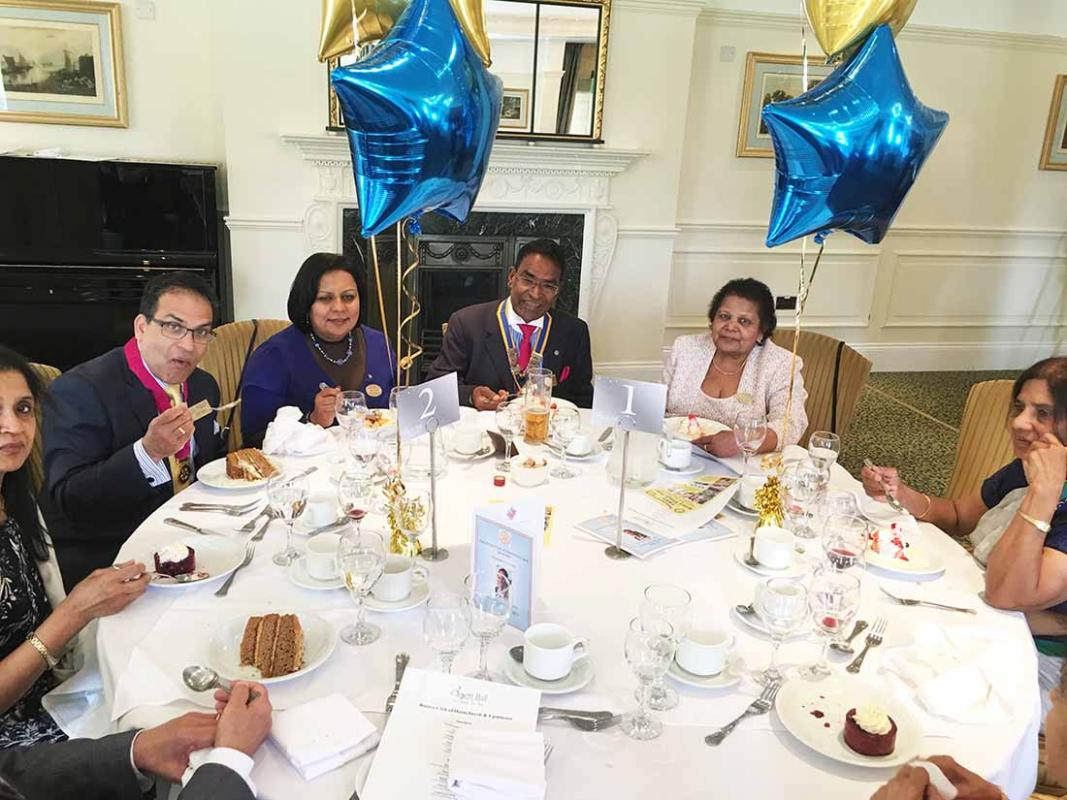 Presidents Lunch - Orsett Hall -