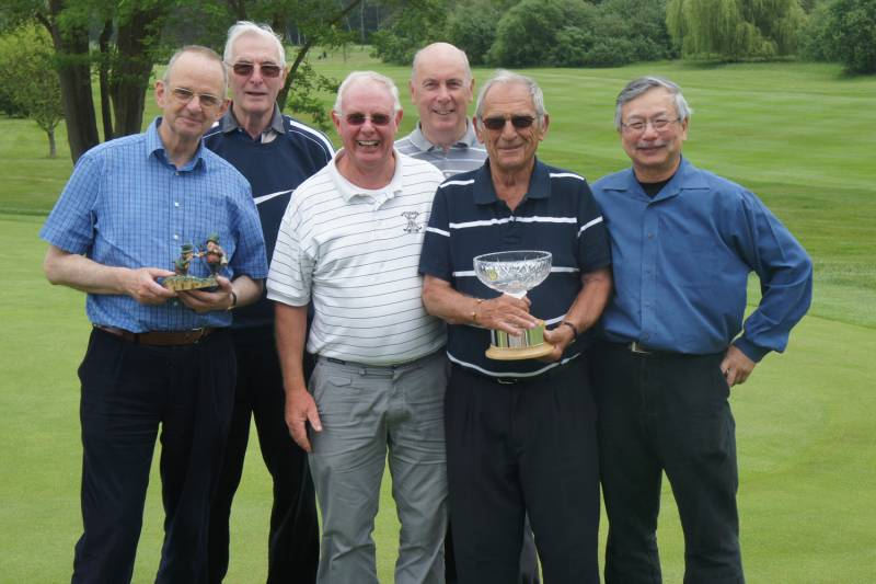 Second Annual Presidents Golf Trophy - 6 June 2012 -