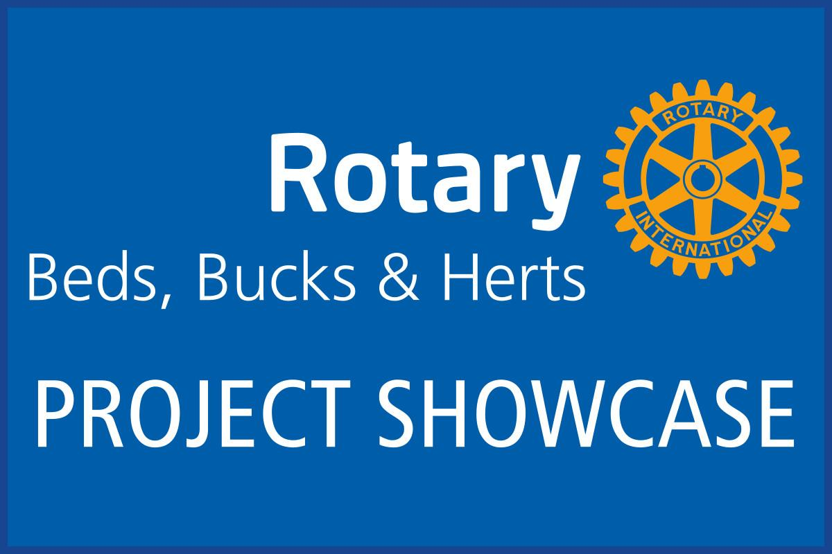Rotary in Beds, Bucks and Herts - Project Showcase