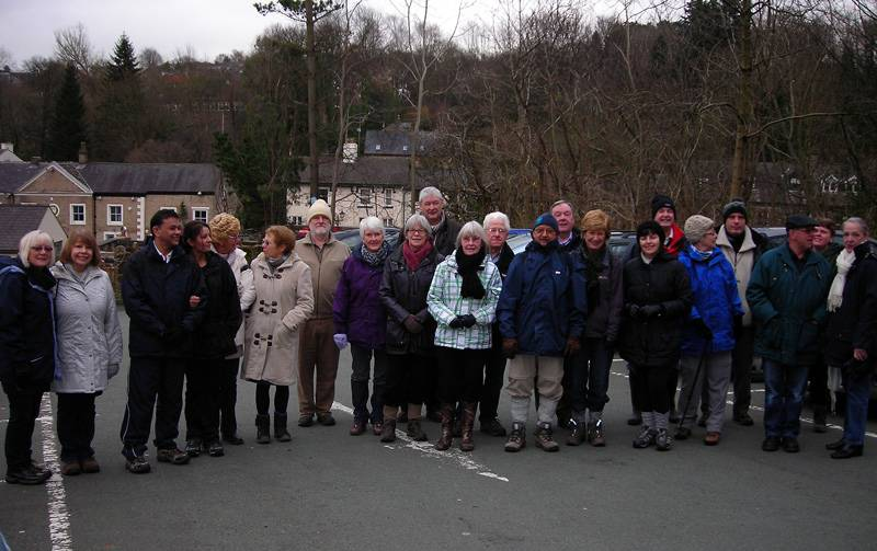 New Year Walk 2012 -