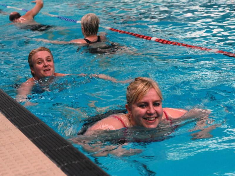 Swimathon 2014 -