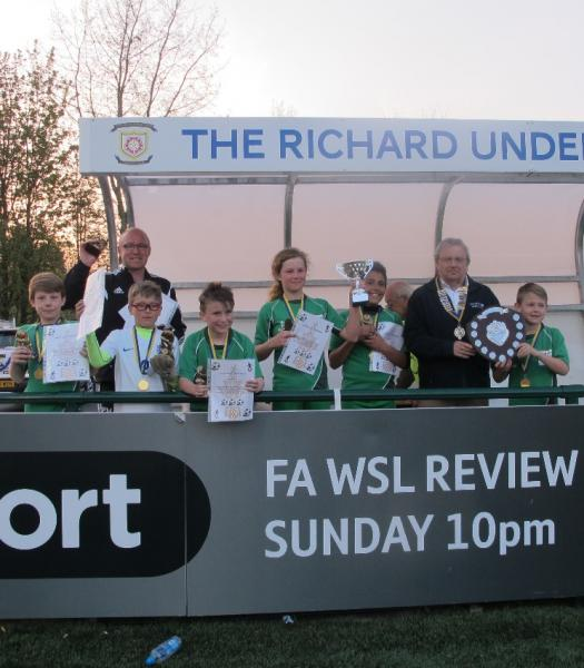 Rotary Schools' Football Competition -