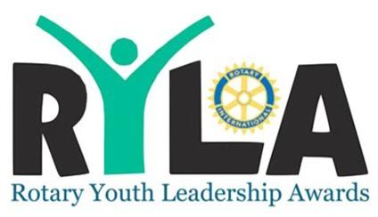 Rotary Youth Leadership Awards (RYLA) 2018  -